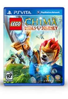 [PSV]  LEGO Legends of Chima: Laval's Journey @ playasia.com