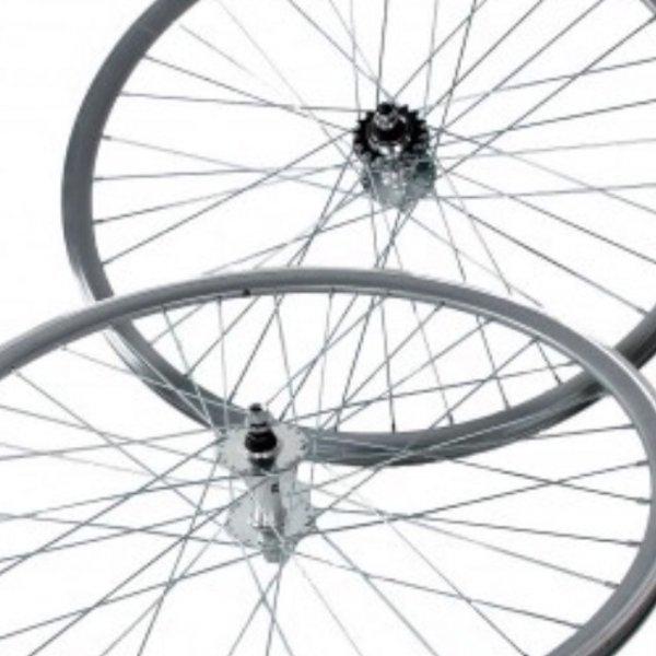 """Singlespeed Laufradsatz mit Ritzel 28"""""""