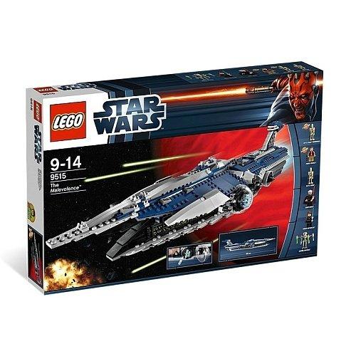 (Toysrus-Online) LEGO® Star Wars 9515 The Malevolence 79,98€