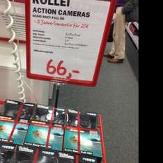[Berlin] Media Markt - Rollei Racy Full HD Action Camera 40240
