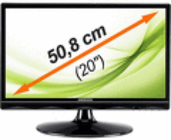 """[lokal Rellingen?] Medion 20"""" LED Monitor MD20328"""