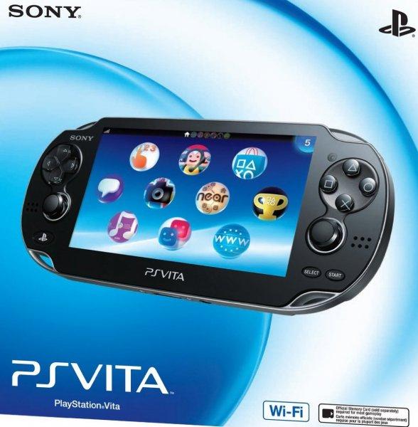 Playstation Vita Wifi [Amazon WHD]