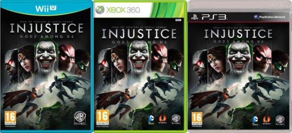 PS3/XBox360/Wii U – Injustice: Götter unter uns für €18,88 [@Zavvi.com]