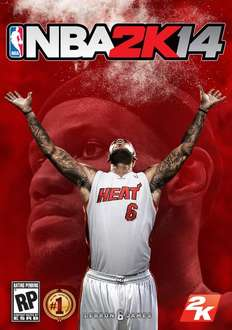 [Steam] NBA 2K14 (Gift) @ Kinguin (Link im Dealtext)
