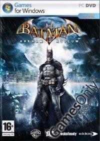 Batman Arkham Asylum 1€