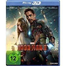 [blu-ray] Iron Man 3 3d @ebay nur 2 stück vorhanden 15,99 inklusive Versand