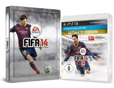 [Amazon]  FIFA 14 Ultimate Edition [PS3]54,73€ oder [XBOX] 55,84