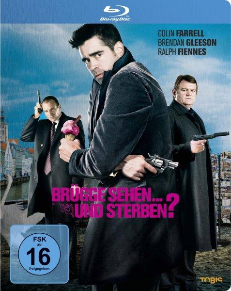 [Amazon] Brügge sehen... und sterben? - Steelbook [Blu-ray] [Limited Edition]