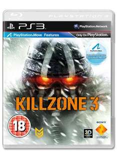 KILLZONE 3 (PS3): 26,66 € inkl. Porto @ Game.co.uk