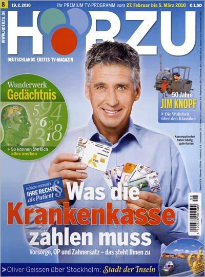 """12 Ausgaben Hoerzu (+ 8 Ausgaben gratis bei BEZ) + Philips DVD Player """"DVP2850″ oder Bordtrolley für 13,80"""