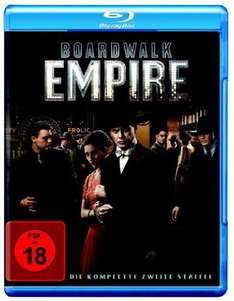Boardwalk Empire - Season 1 + 2 [Blu-ray] für jeweils 17,99€ @ Saturn.de
