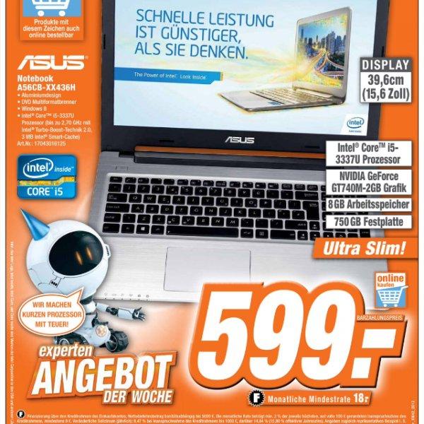 ASUS Notebook A56CB-XX436H