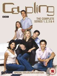 [zavvi.com] Coupling - Series 1-4 DVD
