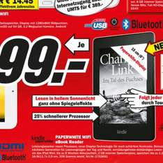 [lokal Berlin&Brandenburg MM] Kindle Paperwhite