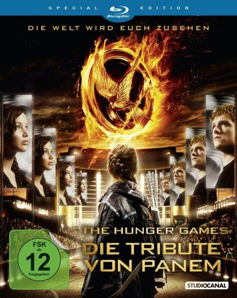 Die Tribute von Panem - Special Edition [BluRay] [amazon.de]