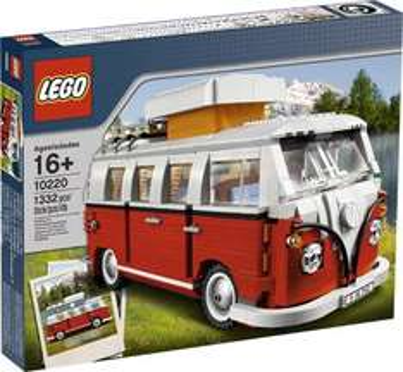LEGO® Volkswagen T1 Campingbus (10220)