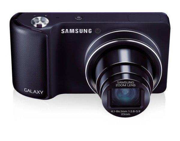 SAMSUNG Galaxy GC100 für 279€ - 16,3 Megapixel Kamera mit Android 4.1