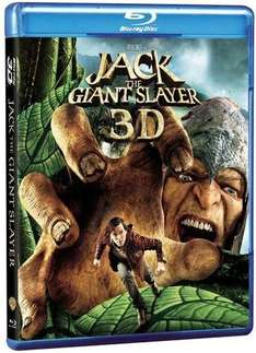3D Blu-ray - Jack the Giant Slayer (Jack and the Giants) ab €13,13 [@Wowhd.de]