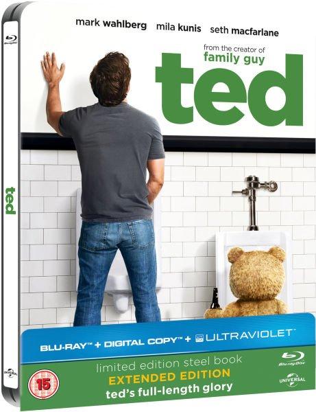 [ZAVVI.com] TED - Blu-Ray Steelbook