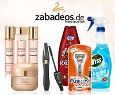 DailyDeal 35€ Gutschein für den Onlinedrogeriehandel Zabadeos für 12,90€