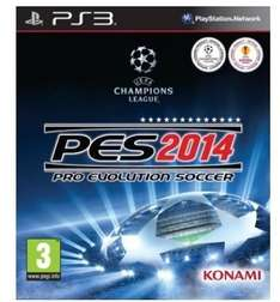 Pro Evolution Soccer 2014 (PS3) für 31,85 Euro inkl. Versand
