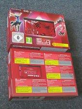 3DS XL Konsole Pokemony X Y Blau Rot - ebay 183,50€ inkl. Versand