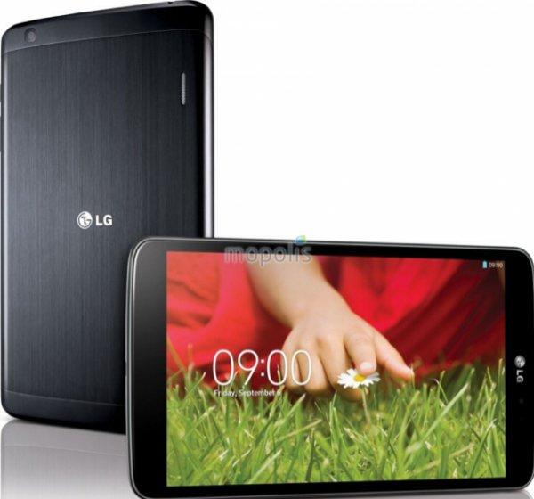 LG G-PAD 8.3 16GB schwarz - Vorbestellung
