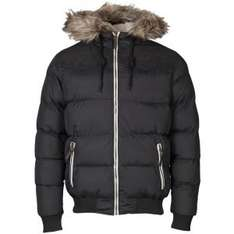 SOUL MEN'S LUTTON PUFFA JACKET und anderes 50% @ The Hut