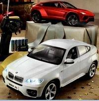 Funkauto BMW X6 oder Lamborghini Urus für 24,99€ inkl. Pistolen-Fernsteuerung & Batterien