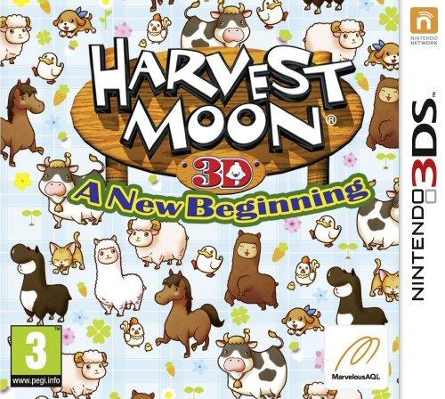 Harvest Moon: A New Beginning für Nintendo 3DS