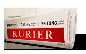 Kostenloses 2 Wochen Kurier Test-Abo mit 5 Euro Saturn/Bipa/Libro Gutschein