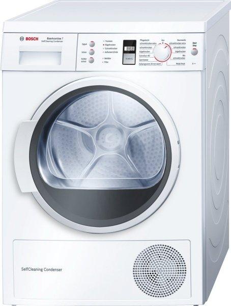 """Bosch™ - Wärmepumpentrockner """"WTW86362"""" (7kg,A++) für €568,99 [@Redcoon.de]"""