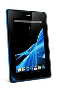 """Acer™ - Tablet-PC """"Iconia Tab B1"""" (7"""" 1024x600,Wi-Fi,8GB,Dual-Core 1.2GHz,Android 4.1) [DEMOWARE] für €69,75 [@MeinPaket.de]"""
