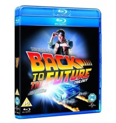 Zurück in die Zukunft Trilogie Bluray für 13,03 inkl. Versand