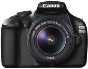 Canon EOS 1100D Doppelzoom für 369€ @Saturn