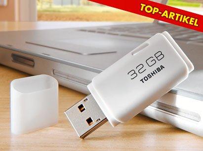 USB-Stick 32 GB USB 2.0 Toshiba bei Kaufland
