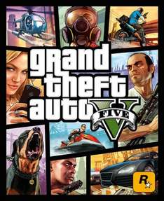 Grand Theft Auto V PS3/X360 - zavvi 10% Rabattcode