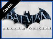batman Origins 22 euro! Steam Key