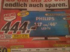[Lokal Homburg] Philips 46 PFL 3108 K