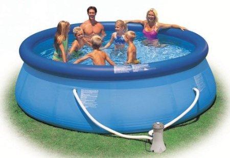 Praktiker Ausverkauf LOKAL KÖLN: Pool für 39 Euro