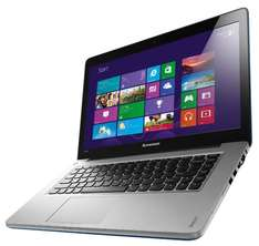 Lenovo IdeaPad U410 – 14″ Ultrabook (Intel i3-3217U, Win 8, 500 HDD, 24GB SSD, 4 GB RAM) refurbished für 389€