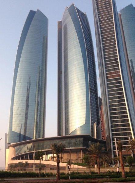 Abu Dhabi, Nur Flug mit Turkish Airlines nur 231 Eur