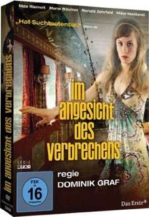Im Angesicht des Verbrechens - Die komplette Mini-Serie (4 DVDs) für 10,44 (Prime)