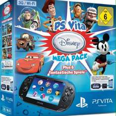 PS Vita Disney-Edition 3G/WiFi für 169,97 Euro