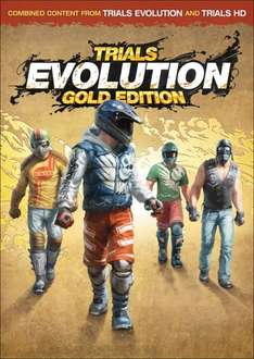 Trials Evolution Gold Edition (Uplay) für 5,99 €