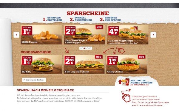 Burger King - Xtra Long Chili Cheese