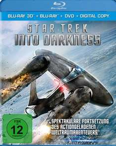 Amazon: Star Trek Into Darkness in 3D für 19,99€