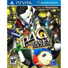 [PSV] Persona 4: Golden @ playasia.com
