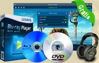 Halloween-Spaß: Leawo Blu-ray Player zu Halloween verschenkt!