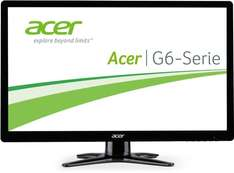 "Acer™ - 23"" LED-Monitor ""G236HLHbid"" (Full HD IPS,VGA,DVI,HDMI,5ms) für €118.- [@Amazon.de]"